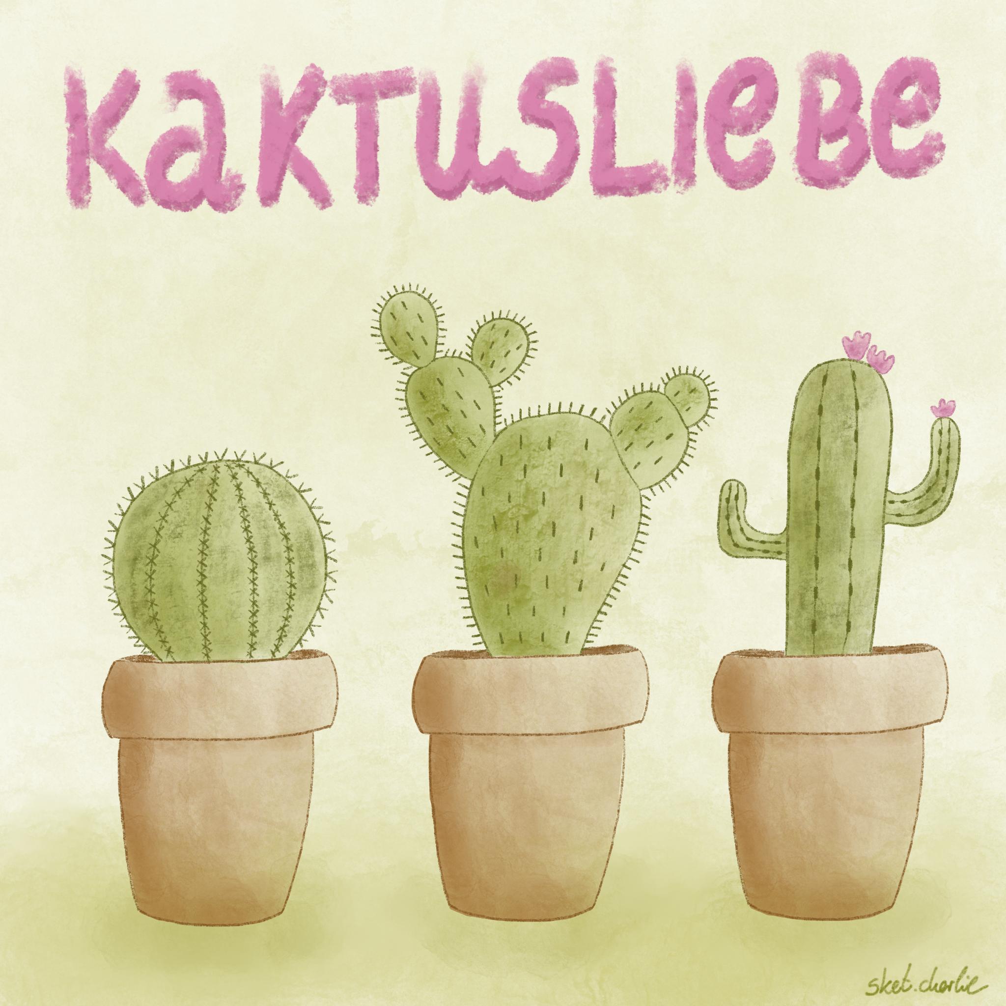 Kaktusliebe