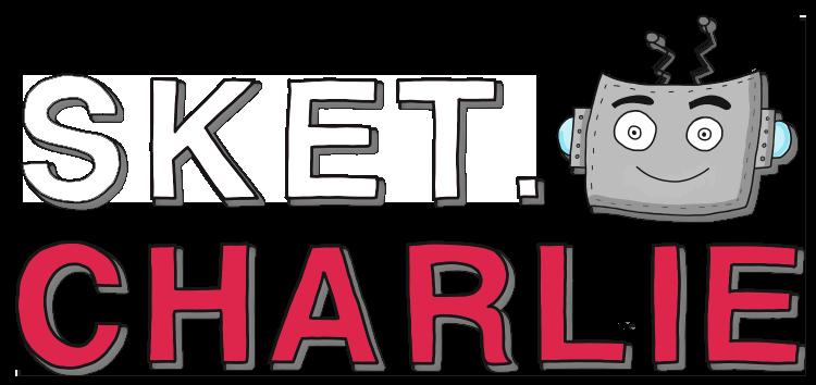 """Sket.charlie - Die Roboterwelt von """"Charlie und Charlotte"""""""